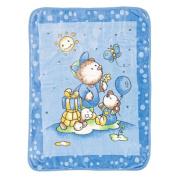 Lullaboo Baby Mink-feel Blanket Assorted