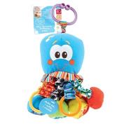 Squeek Octopus Activity Toy 25cm 25cm