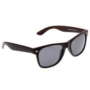 Beach Works Men's Wood Wayfarer Sunglasses