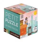 Petit Collage Petit Puzzle, Nyc Bridge