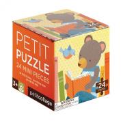 Petit Collage Petit Puzzle, Reading Bear