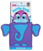 KidKusion Bottle-Bud Koozie, Purple