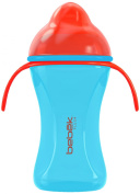 Bebek Plus Flexible Spout Bottle with Handles, Out Of This World, 240ml