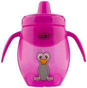 Adiri Penguin Training Cup, Pink, 250ml