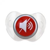 BigMouth Inc Mute Button Pacifier