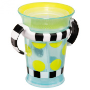 Sassy Spoutless Grow Up Cup with Trainer Handles, 210ml