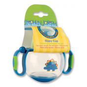 Stephen Joseph Sippy Cup, Dino Blue/Green