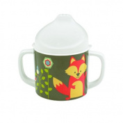 SugarBooger Sippy Cup, What did the Fox Eat