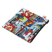 Bumkins DC Comics Snack Bag, Superman, Large