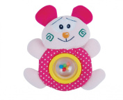 Petite Creations Rattle Toy, Mouse