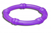 KidKusion Gummi Teething Bracelet Bamboo, Purple