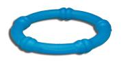 KidKusion Gummi Teething Bracelet Bamboo, Turquoise