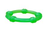 KidKusion Gummi Teething Bracelet Bamboo, Green