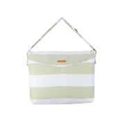 Foxy Vida Prive Nappy Bag, Shore Stripe
