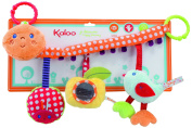 Kaloo My Pram Activity Toys, Caterpillar