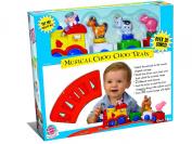 Small World Toys Preschool - Musical Choo Choo Train B/O