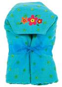 AM PM Kids! Hooded Towel, Flower Pot, 0-2T