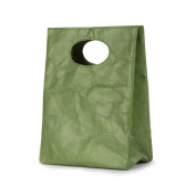 FLUF Ty.Paper Lunch Bag, Green