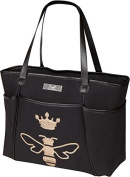 The Bumble Collection Queen Bee Sequin Nappy Bag