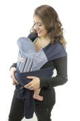 Maman Kangourou Asiatik Mei Tai Soft Baby Carriers, Blueberry
