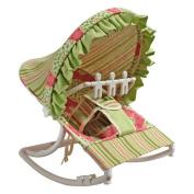 Hoohobbers Rocking Infant Seat, Pink Medallion