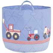 JoJo Maman Bebe Storage Bucket, Digger, Large