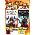 PC Games That's Hot Assassin's Creed Brotherhood & Revelations