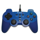 Playmax PS3 Wired Controller Blue