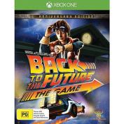XboxOne Back to the Future 30th Anniversary