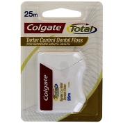 Colgate Total Dental Floss Tartar Control 25m