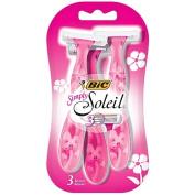 Bic Soleil Simply 3 Blades 3 Pack