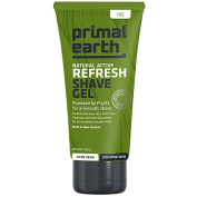 Primal Earth Refresh Shave Gel 140ml