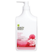 Health Basics Body Wash Ruby Bay Sunset 1L