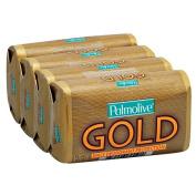 Palmolive Gold Bar Soap 4 pack