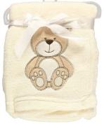 """Snugly Baby """"Teddy Bear Dream"""" Plush Blanket"""