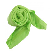 Pure Cashmere Baby Blanket Lime Green 3 Ply