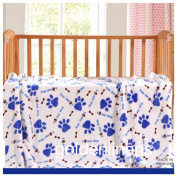 """2 Ply Print Flannel Toddler Baby Boys and Girls Blanket Super Soft and Warm 55"""" X 42"""" Inch ( 140 Cm X 105 Cm)"""