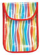 AM PM Kids! Nappy Clutch, Stripes