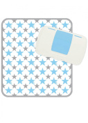 B Box Nappy Wallet Shining Star Blue