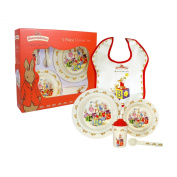 Royal Doulton Bunnykins Melamine 5-Piece Place Setting