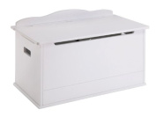 Guidecraft Expressions Toy Box White