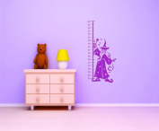 Top Selling Decals - Prices Reduced : Magic Growth Chart Picture Art - Kids Bed Room - Peel & Stick Sticker - Vinyl...