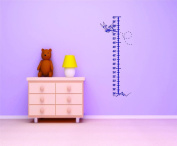 Top Selling Decals - Prices Reduced : Dragonfly Growth Chart Picture Art - Kids Bed Room - Peel & Stick Sticker - V...