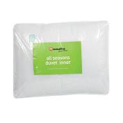 Necessities Brand Duvet Inner All Seasons 255g King