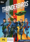 Thunderbirds are Go!: Volume 3 [Region 4]
