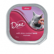 Dine With Slow Cooked Lamb Morsels 85g