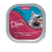 Dine With Tuna Mornay Topped With Cheese 85g