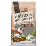 Natures Goodness Dog Treats Wild Game Recipe with Apple 200g