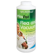 Vitapet Flea and Vacuum Powder 300g
