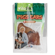 Vitapet Pigs Ears 2 Pack